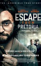 Pretoria'dan Kaçış – Escape from Pretoria izle